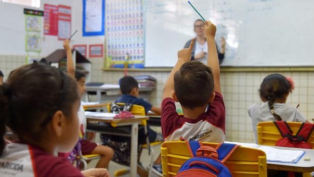Matrículas na rede municipal de ensino de Aparecida começam na próxima segunda-feira