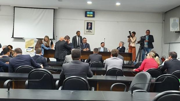 CCJ da Alego retoma atividades com 72 projetos aptos a votação
