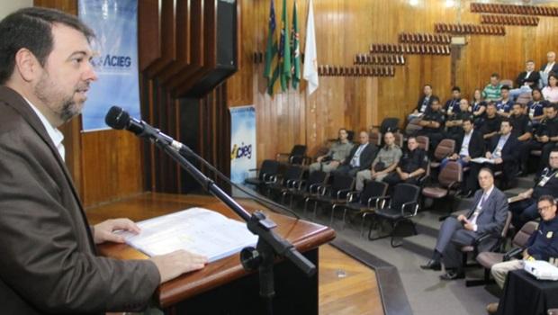 """""""Não é a solução para problemas de aglomeração"""", diz presidente da Acieg sobre decreto de escalonamento"""