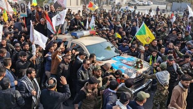 Funeral de general iraniano termina em tumulto com pelo menos 30 mortos