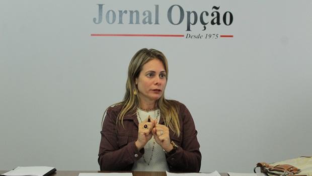 """""""Temos resposta positiva para Goiás"""", diz Cristiane Schmidt sobre renegociação da dívida"""