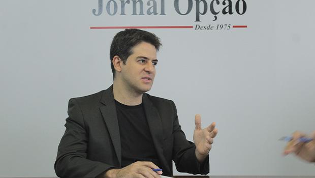 Ex-ministro Mandetta elogia secretário da Saúde de Goiás