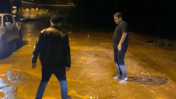 Prefeitura de Anápolis cria força-tarefa para evitar transtornos devido às fortes chuvas