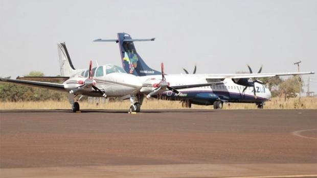 Aeroporto de Rio Verde inicia operação de voos diretos para São Paulo em fevereiro