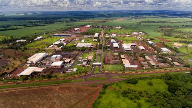 Distrito Agroindustrial de Itumbiara recebe serviços de revitalização