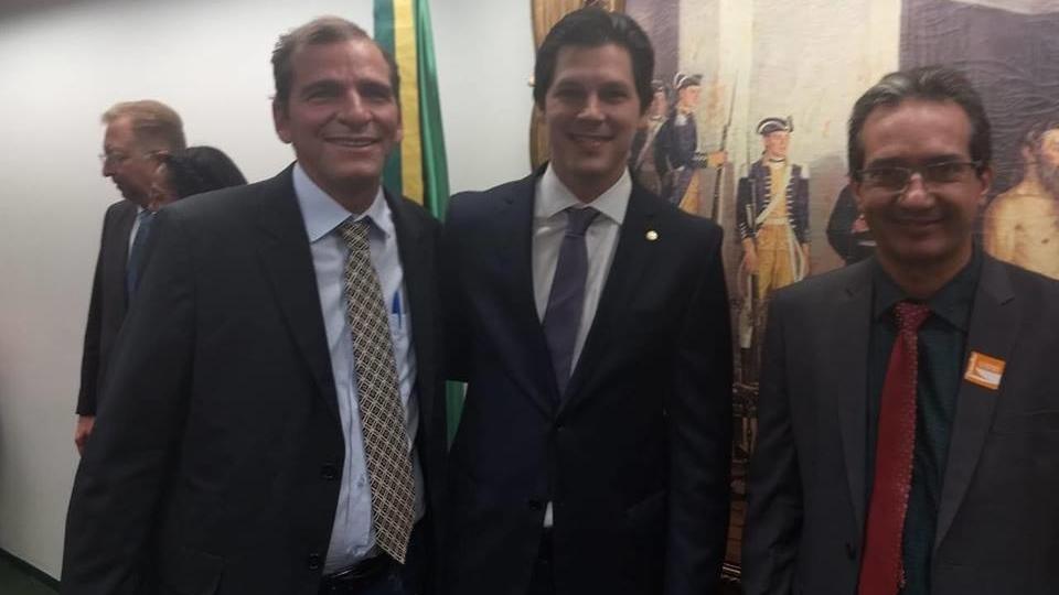 André Luiz diz que continua pré-candidato a prefeito de Morrinhos
