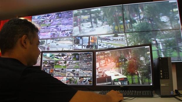 Prefeitura de Goiânia anuncia novo sistema de monitoramento por câmeras