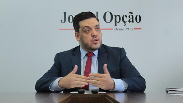 Presidente da Casag, Rodolfo Otávio Mota