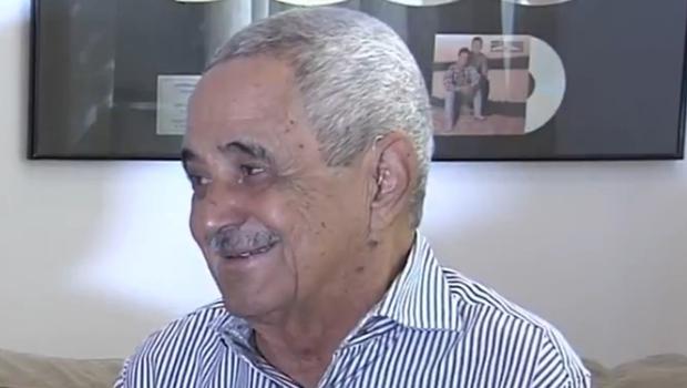 Pai de Zezé di Camargo e Luciano recebe alta da UTI