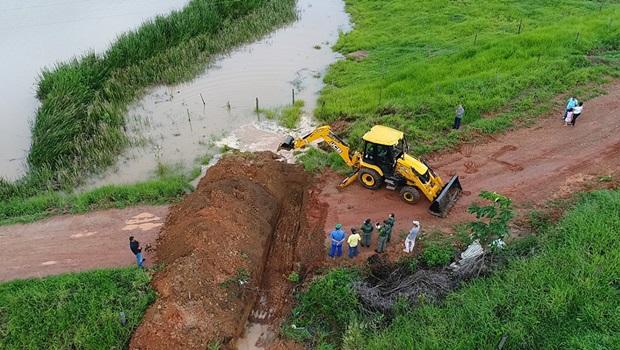 Em Goiás, 39 barragens foram fiscalizadas neste ano