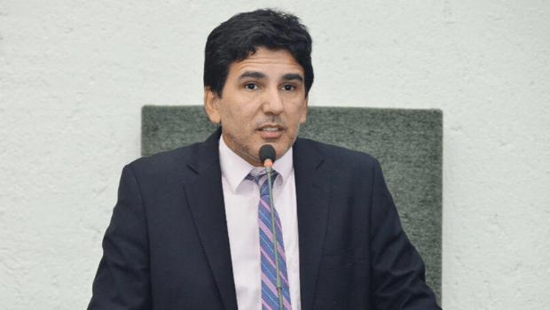 Deputado Junior Geo alerta que alta de concursos compromete futuro do Igeprev