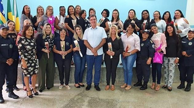Atuação feminina marca espaço na gestão da Cidade Ocidental