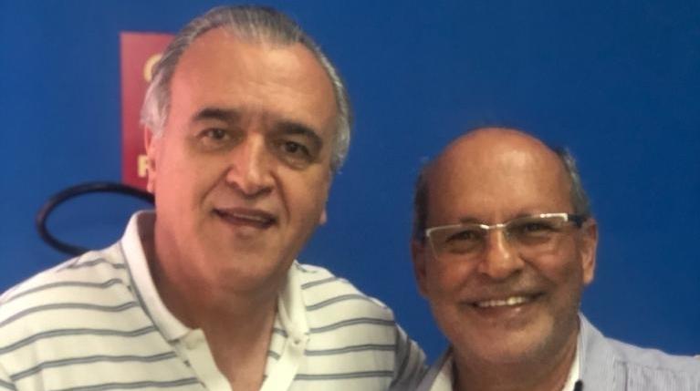 Vice-prefeito de Mara Rosa, Jony Lúcio filia-se ao Patriota a afirma estar à disposição para disputa da prefeitura