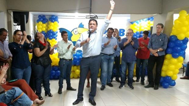 Talles Barreto é definido como candidato à prefeitura de Goiânia em prévias do PSDB