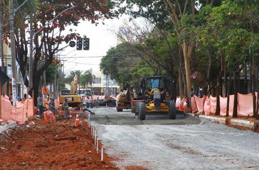 Iphan solicita que Prefeitura de Goiânia suspenda obras do BRT em trecho da Avenida Goiás