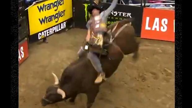Nos EUA, peão de Nova Crixás conquista vitória em principal torneio de montaria do mundo
