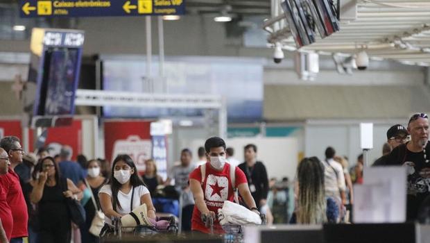 Governo federal revoga norma que proibia entrada de estrangeiros em aeroportos brasileiros