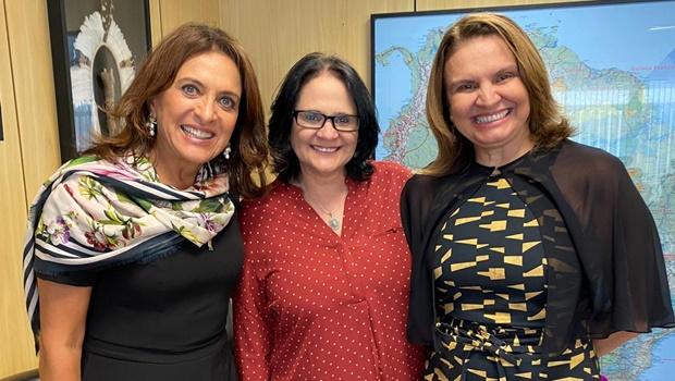 """Projeto """"Mães Unidas"""" do Ministério da Família será implantado em Goiás"""