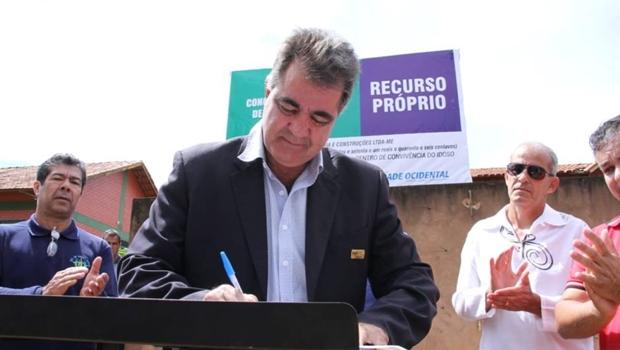 Prefeitura de Cidade Ocidental já executou 30 obras com recursos próprios