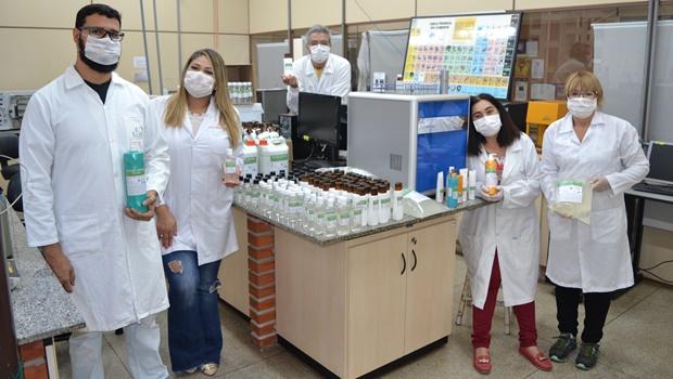 Instituições goianas de ensino superior combatem o coronavírus com ciência
