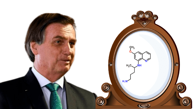 Cloroquina se transforma em um santo remédio para Jair Bolsonaro