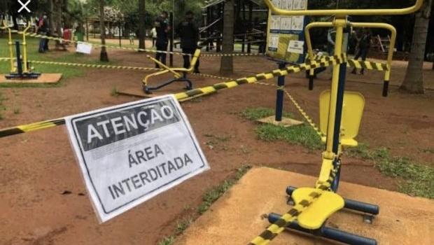 Pessoas flagradas em academias livres podem sofrer multas e detenções