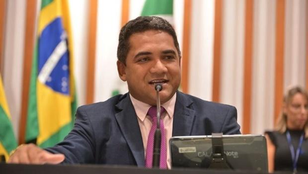 Julio de Pina afirma ter apoio de grupos da base e confirma pré-candidatura em Senador Canedo