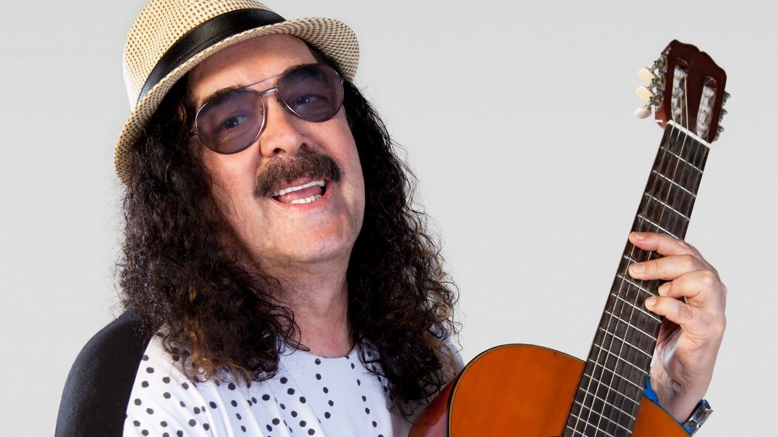 Morre o cantor Moraes Moreira, aos 72 anos
