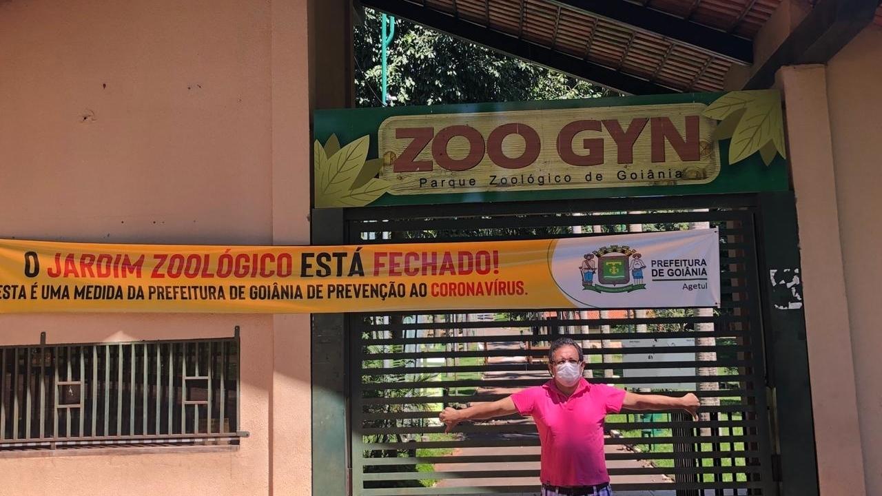 Nilson Gomes quer transformar Zooem cadeia para agressores de animais