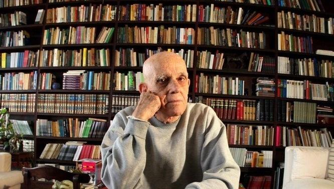 Morre Rubem Fonseca, o rei do romance policial no Brasil. Tinha 94 anos