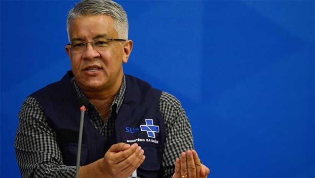 """Secretário de Vigilância em Saúde, Wanderson Oliveira pede demissão: """"gestão do Mandetta acabou"""""""