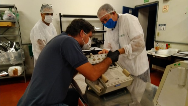 Fieg mobiliza quadro técnico do Senai para conserto de respiradores mecânicos