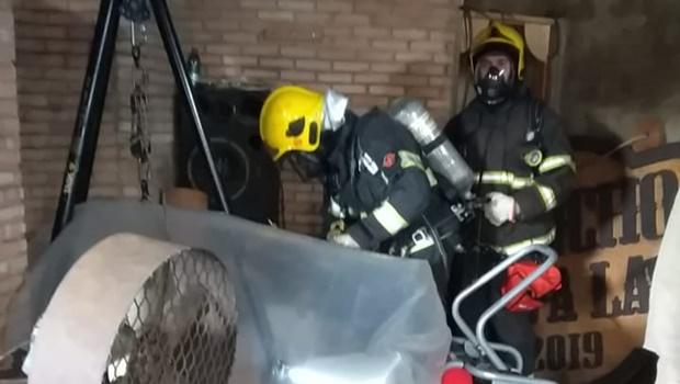 Três morrem em vazamento de gás em destilaria de Anápolis