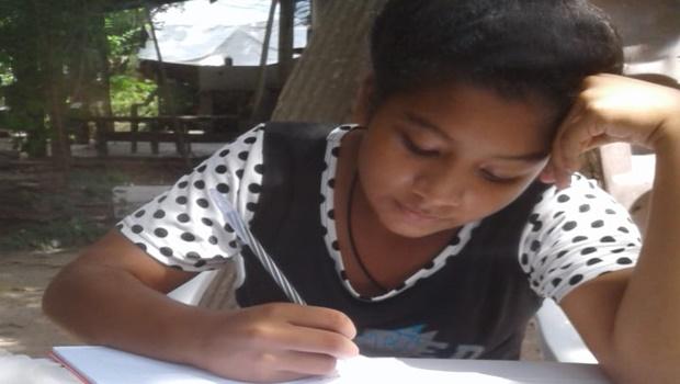 Plataforma digital permite ensino a distância para comunidade indígena