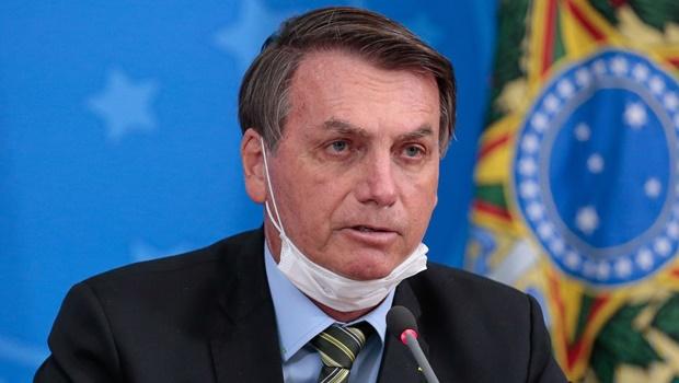 Bolsonaro publica novos vetos na lei que obriga uso de máscara