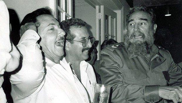 O pacto dos poderosos chefões de Cuba com traficantes de cocaína da Colômbia