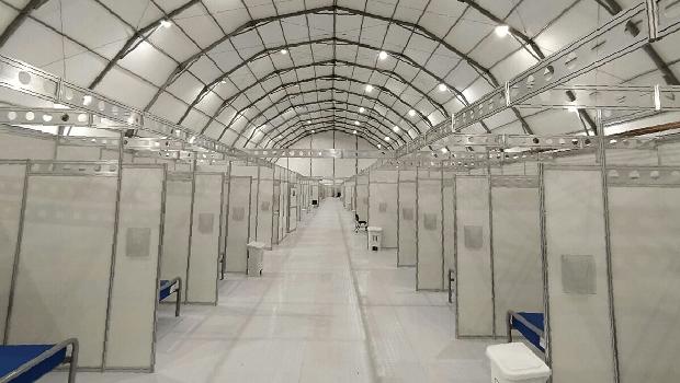 HCamp de Águas Lindas inicia funcionamento na próxima semana