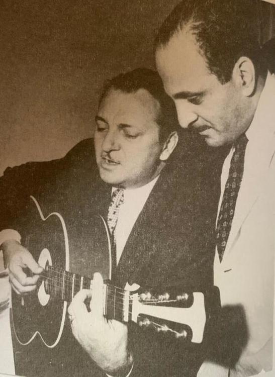 David Nasser era capaz de produzir uma letra de música em questão de  minutos - Jornal Opção