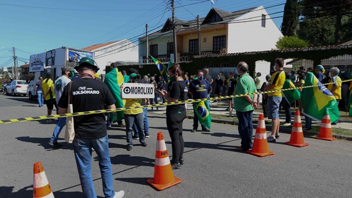 Em depoimento de mais de oito horas, Moro reafirma acusações e entrega provas contra Bolsonaro
