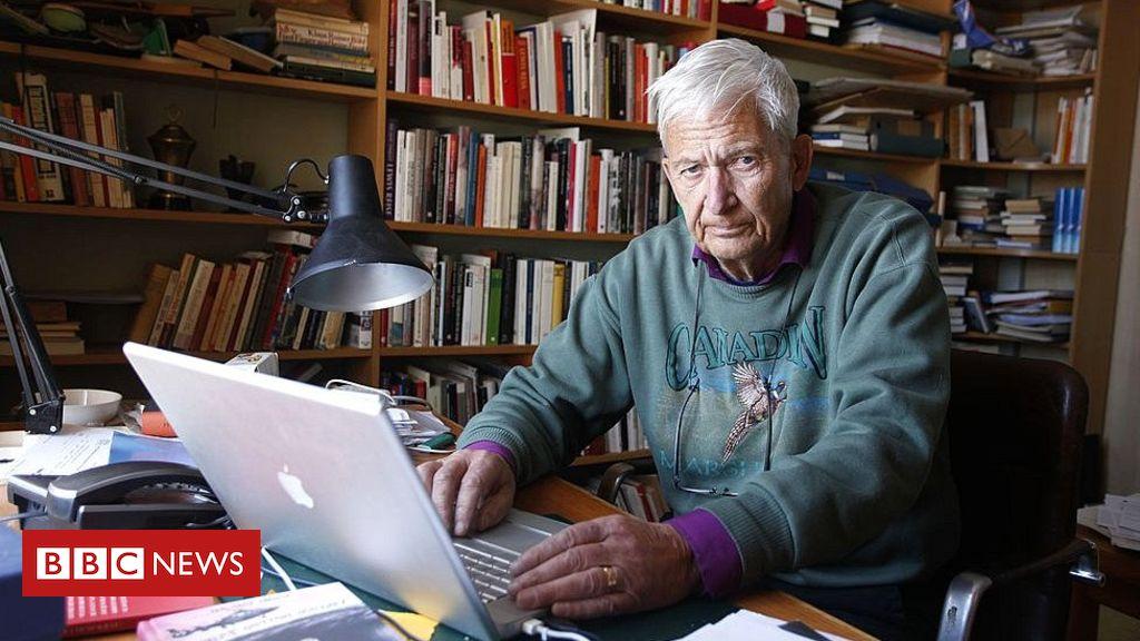 Morre o dramaturgo sueco Per Olov Enquist