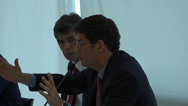 Ricardo Salles Nelson Teich reunião ministerial 22-4-2020 - Foto Reprodução Presidência da República