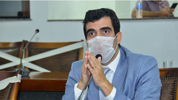 Ricardo Ayres, deputado estadual do Tocantins | Foto: Ben Hur / Asleto