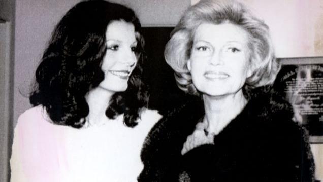 A atriz Rita Hayworth morreu aos 68 anos. Tinha Alzheimer, doença que era conhecida como caduquice