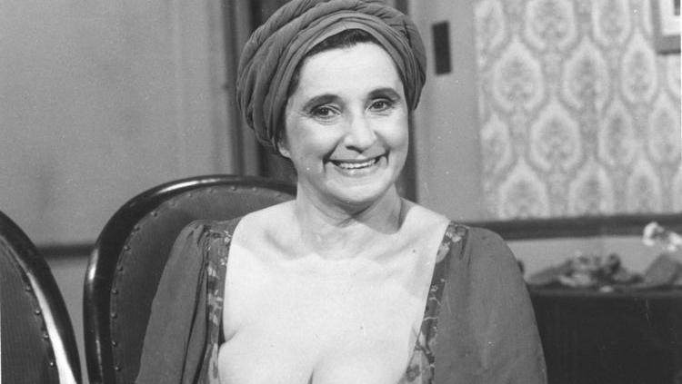 A grande atriz Thelma Reston, a goiana que encantou Nelson Rodrigues