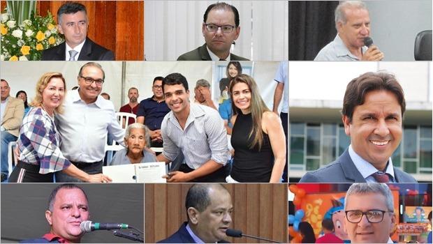 Pré-candidato a prefeito de Trindade, Marden Júnior comemora apoio de 7 vereadores