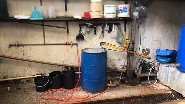 Polícia Civil apreendeu 43 toneladas de álcool gel durante a pandemia