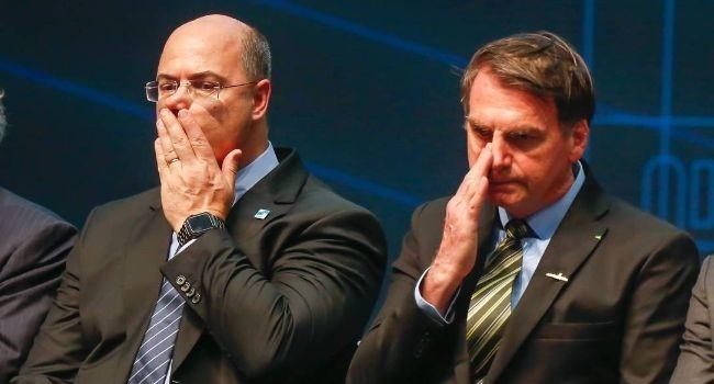 Witzel diz que Bolsonaro quer intimidar políticos de oposição
