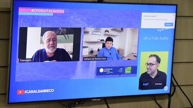 Maratona de programação da Campus Party Goiás está com as inscrições abertas