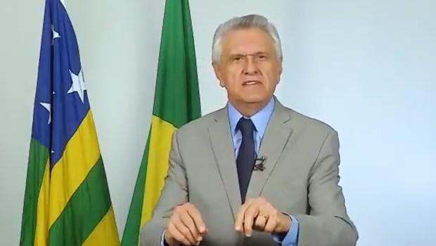 Caiado comemora Dia da Indústria com anúncio de 20 novas instalações em Goiás