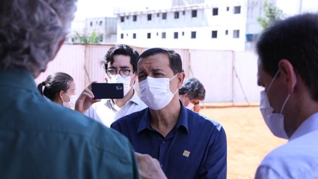 Hildo do Candango pede atenção especial para pandemia no Entorno